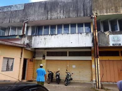 Rumah Kedai 2 tingkat Pasir Tumboh