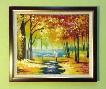 Original handmade oil painting code A15