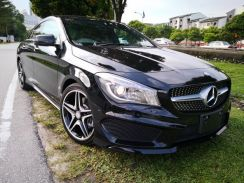 Recon Mercedes Benz CLA250 for sale