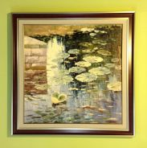 Original handmade oil painting code A20