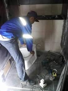 Ms jaya plumber termurah tukang paip kotakinabalu