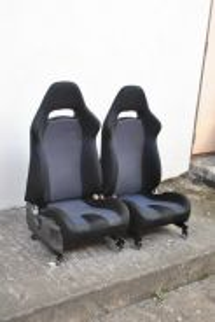 Seat subaru sepasang hadapan
