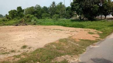 Tanah di Tanjung Bidara
