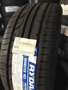 Tayar Mercedes E200 E250 Run Flat Size 245 45 18