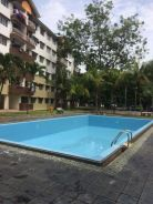 Tampoi / sri kenari aparment / 0 cash all cvr on loan - full loan