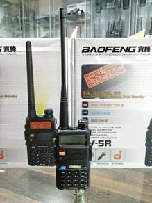 Walkie Talkie Baofeng UV-5R Dual Band Original