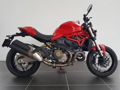 DUCATI Monster 821 unregistered ( M821 )