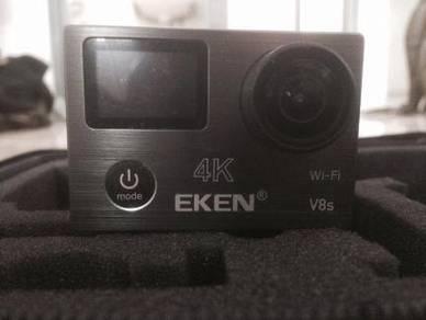 Camera Eken 4K.