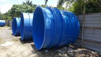 Aquaponic Tank ( Fiberglass )