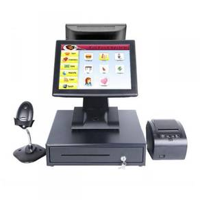 POS System Cashier Machine Full Set Point of Sales