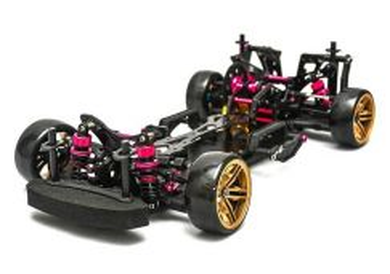Rc sakura D-4 drift car