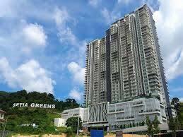 Nice for Residential - Setia Pinnacle - High Floor - Green View