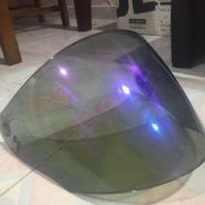 Visor Shoei CJ-1 (Titan Green)