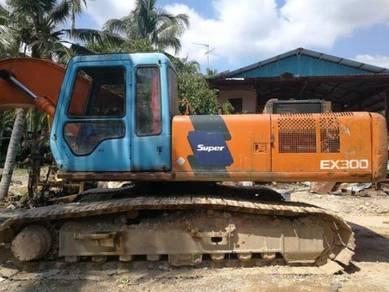 Hitachi Excavator Ex300-3C