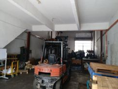 Office reno!!! Taman Perindustrian OUG 1.5 storey factory 25x80