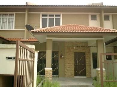 Below Market Double Storey Terrace Saujana Rawang Amana