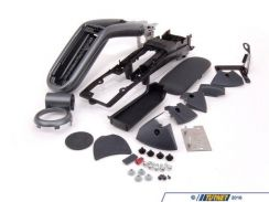 Genuine bmw mini r50 r53 arm rest conversion kit
