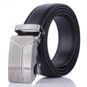 01C Business Belt Automatic Buckle Tali Pinggang