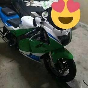 Zx2 Kawasaki Ninja 250 4Piston