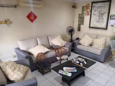 Wangsa Permai Double Storey , Kepong , Bandar Sri Damansara