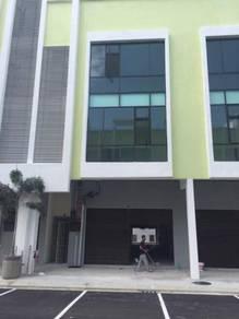 Gelang Patah Nusajaya SILC 3 storey Shop office for rent