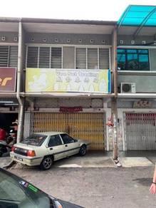 Jalan Perak , Main Road 2 Storey Shophouse , Jelutong