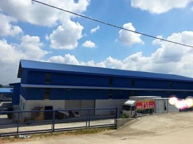 [New] Warehouse / Factory Rawang (6500 Square Feet)
