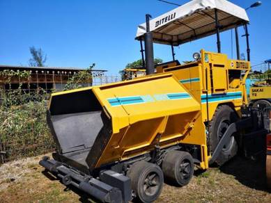Imported Reconditioned Bitelli BB650 Paver
