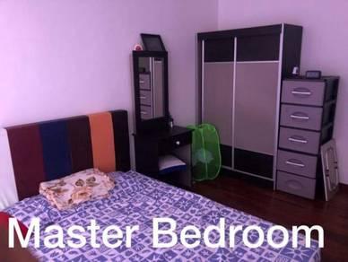 I-Soho I-City Shah Alam 1+1 Bedroom