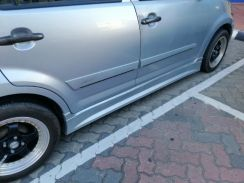 Myvi 1st model skirting 1 set.