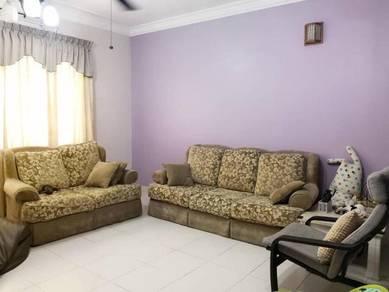 Tebrau City Residence, 10min to CIQ, Desa Tebrau, 3 Bed, Fully
