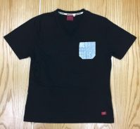 Dickies S/Sleeve V-neck T-shirt Used