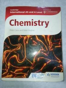 Chemistry Cambridge International AS & A Level