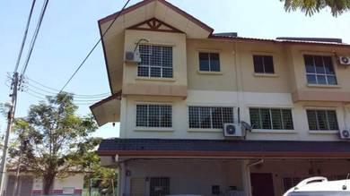 Kepayan ganang villa double storey