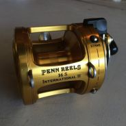 PENN INTERNATIONAL II 16S - 2 Speeds (USA)