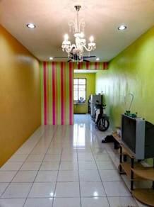 Semi D Single Storey House: Taman kelisa ria puncak surya, Sg Petani