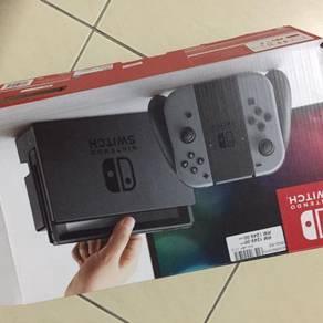 Nintendo Switch full set warranty many accesories