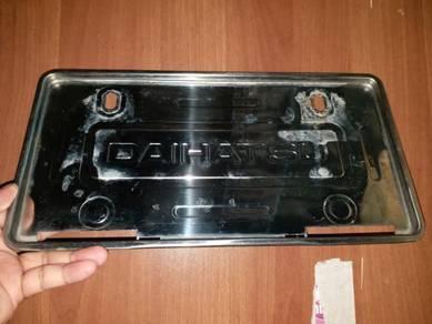 Ori daihatsu plate holder