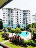 FREEHOLD NON BUMI LOT 1st FLOOR AKASIA APARTMENT PUSAT BANDAR PUCHONG