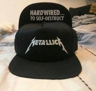 Metallica Hardwired Trucker Cap