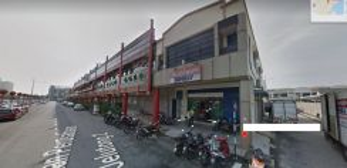 2 Sty Corner Light industry_ Fortune Park Jelutong_30 x 75sf