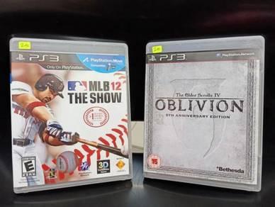 Oblivion The Elder Scrolls IV 4 PS3 Game Buy1Free1