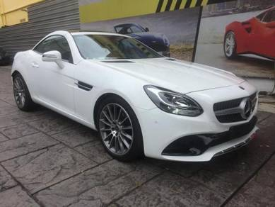 Recon Mercedes Benz SLC 300 for sale