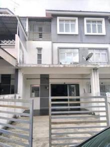Taman Aman Larkin 2.5 Storey (Can Full Loan + Lawyer Fee)
