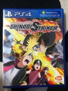 Naruto To Baruto Shinobi Striker (Ps4)