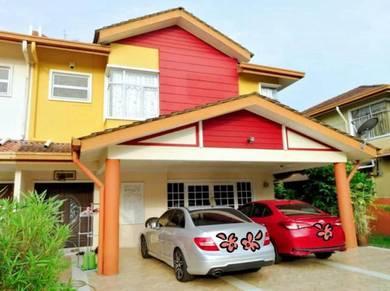 For Sale: Fully Reno 2Sty SemiD, Kajang Impian, Sek 7, Bdr Baru Bangi