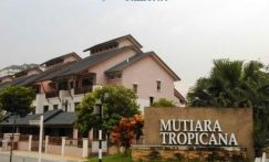 Mutiara Tropicana Petaling Jaya Town House Partially Furnished