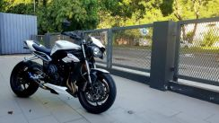 Triumph Street Triple RS Demo Bike