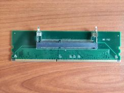 Laptop to Desktop DDR3 ram adapter