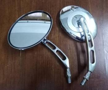 Oval Mirror Cermin Bujur